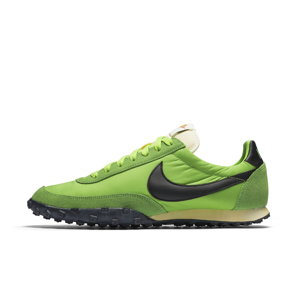 the latest 463f9 52cac Nike Waffle Racer 17 Premium Mens Shoe Size 13 (Green) - Clearance Sale