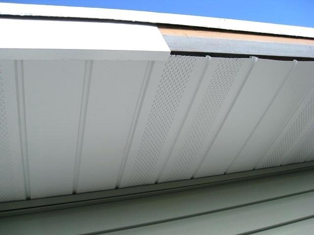 Aluminum Soffit Lowes Aluminum Soffit Vent Aluminum Soffit Panels Installation Aluminum Soffit Repair Orlando Vinyl Soffit Vinyl Siding Soffit Roof Repair