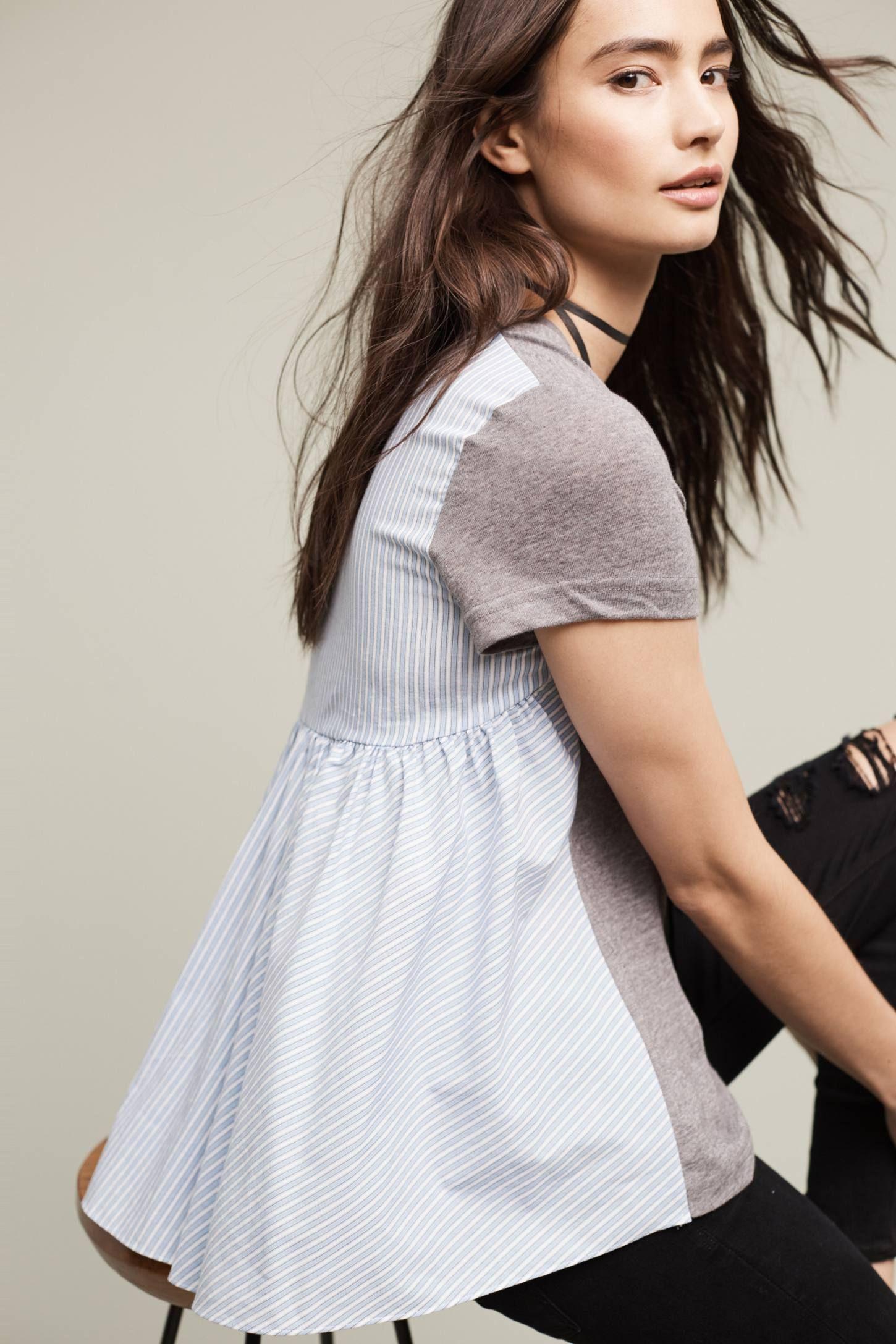 shirt Callista model