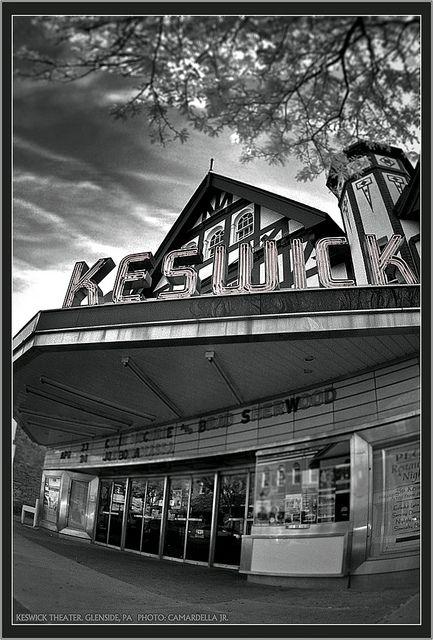 Historic Keswick Theater Glenside, PA Pennsylvania