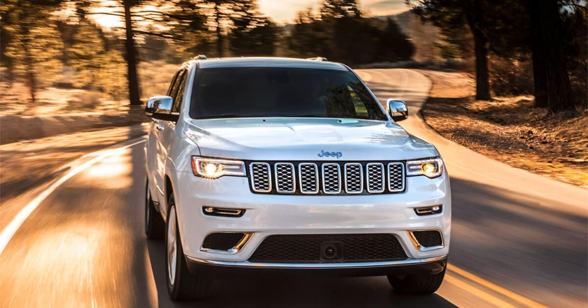 Next Jeep Grand Cherokee Due This Year Fca Design Chief Says In 2020 With Images Jeep Grand Cherokee Jeep Grand Jeep