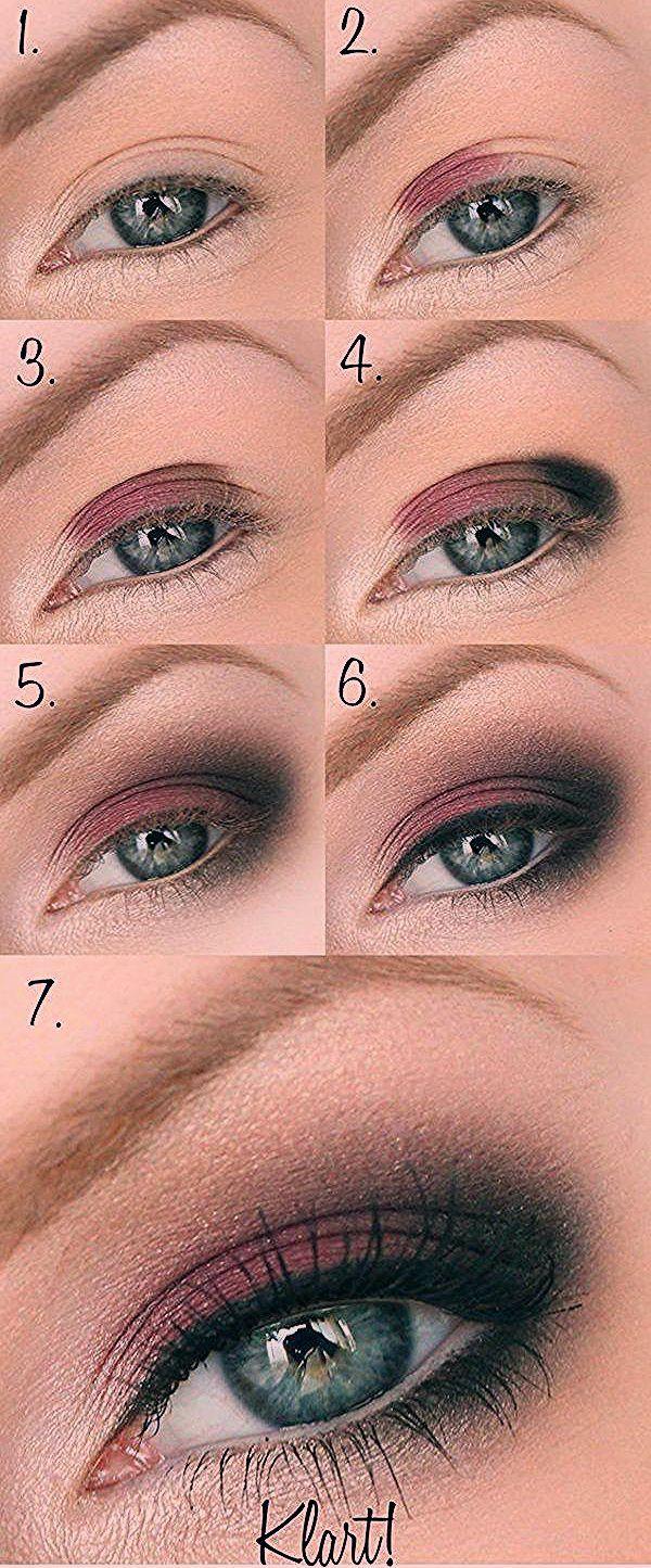 Photo of Die besten Augen-Makeup-Tutorials auf Pinterest: Schritt für Schritt! –heypretty.ch