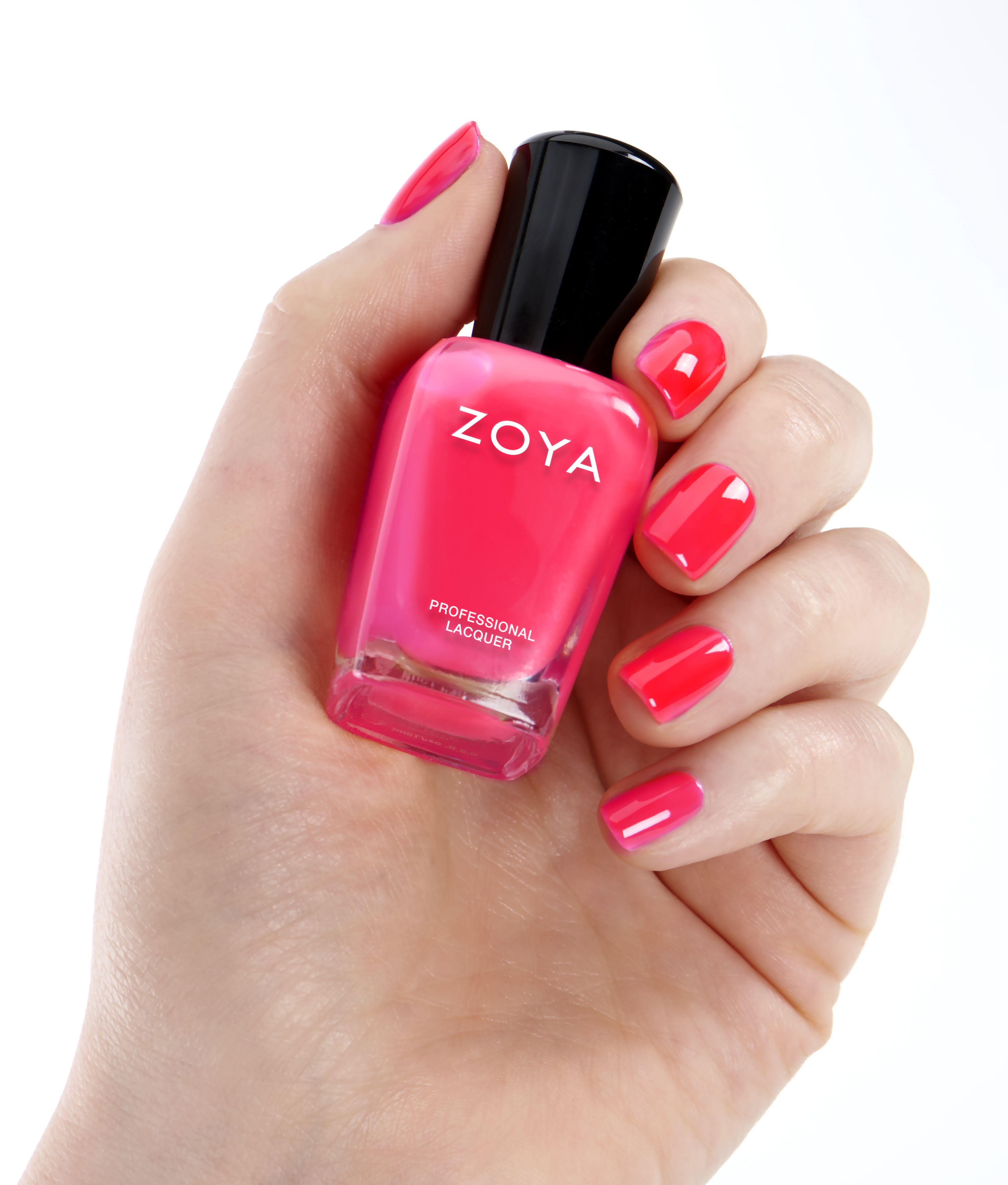 Zoya Bisca - ULTRABRITES | ULTRABRITES: Safe Neons | Nails
