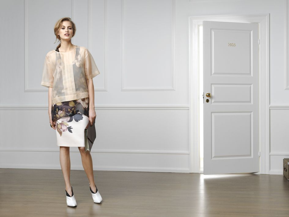 "By Malene Birger, Pree Fall 2014 - ""The Hotel"""