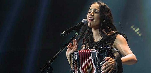 Julieta Venegas presente en Festival en Londres