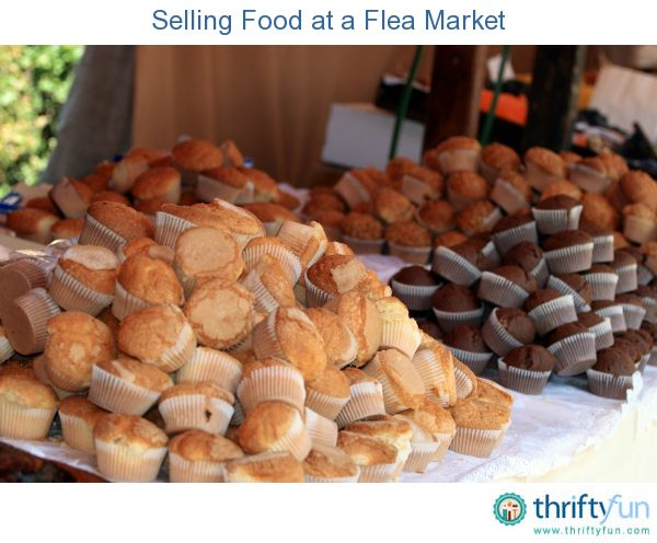 This is a guide about selling food at a flea market. If you are considering selling food at a flea market there are likely steps that must be taken to get a permit to do so. Additionally, a second step in your planning would be to research the types of foods that sell well in this venue.