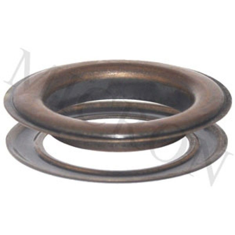 Round #12 (1 1/2 Inch ) METAL Grommets And Washers(Bronze