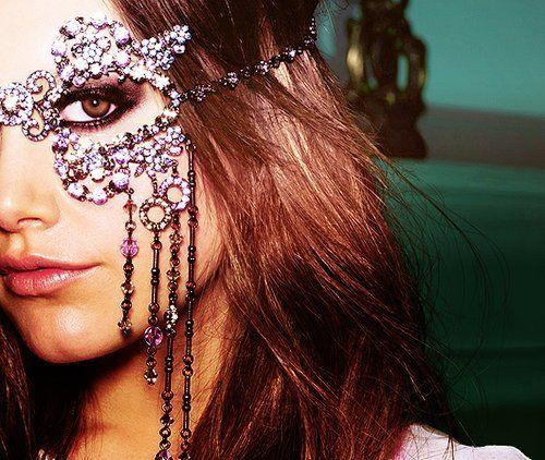 Elegant Masquerade Masks.