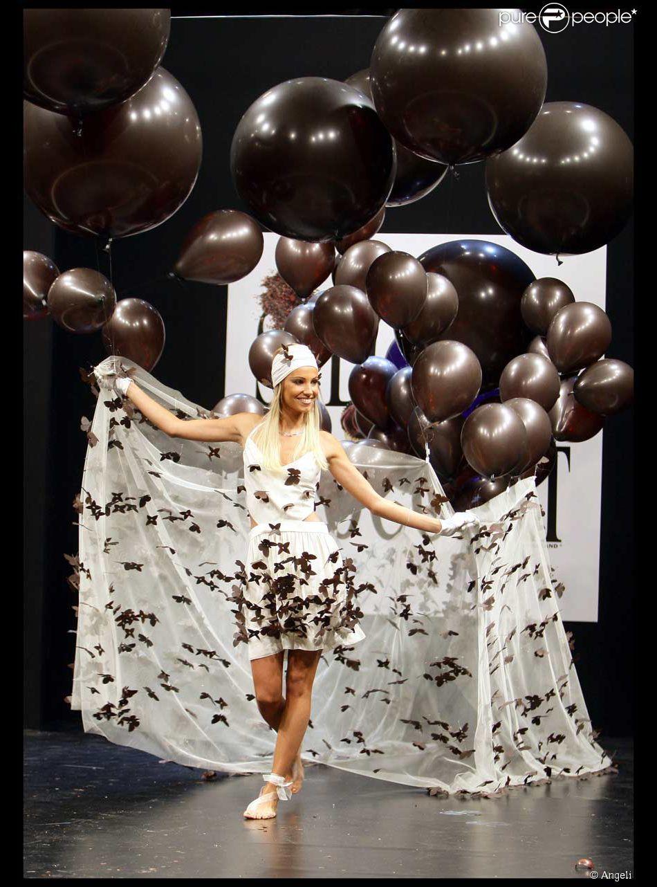 Alexandra Rosenfeld (avec images)   Le salon du chocolat, Salon