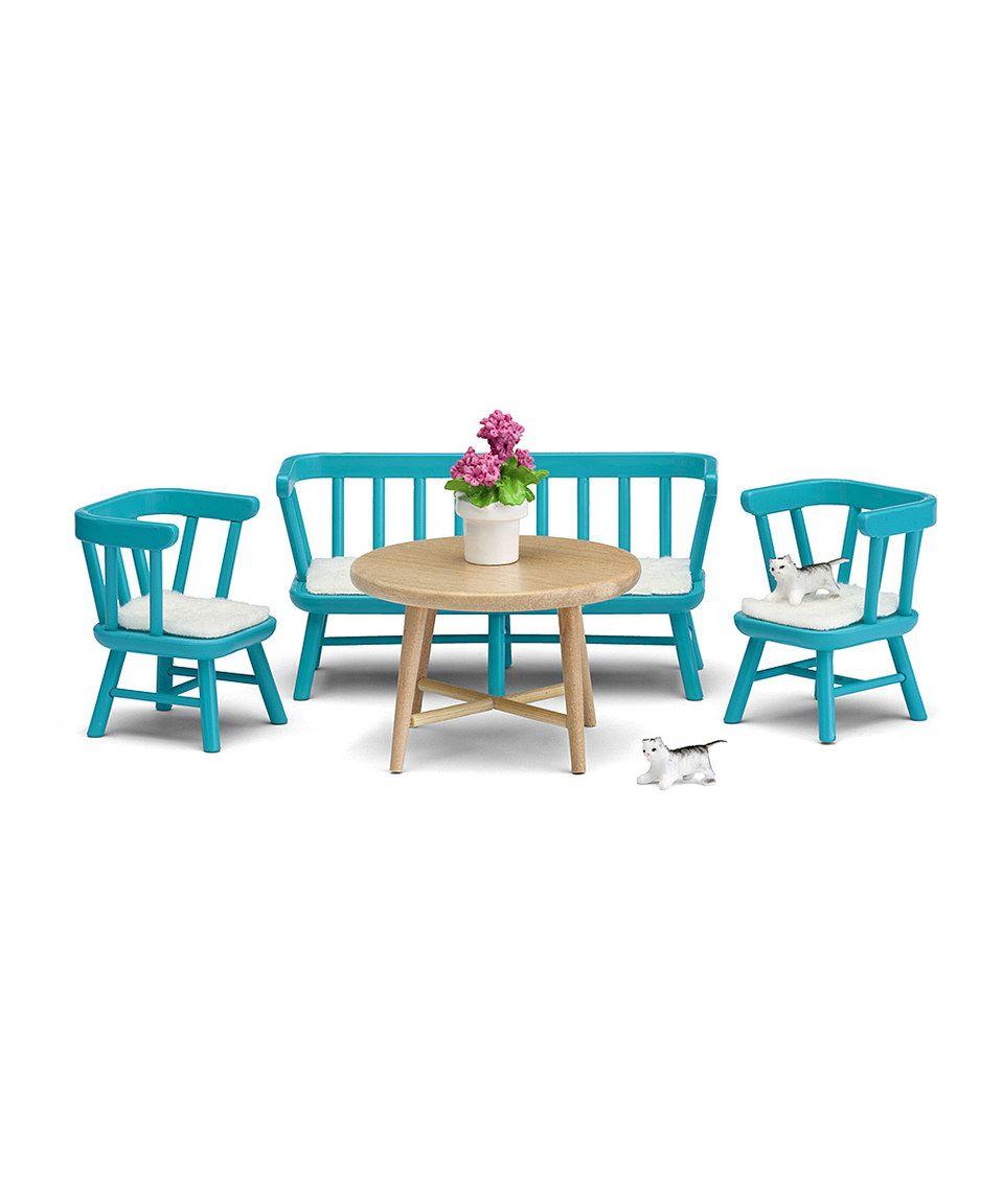 Småland Kitchen Furniture Set by Lundby #zulily #zulilyfinds ...