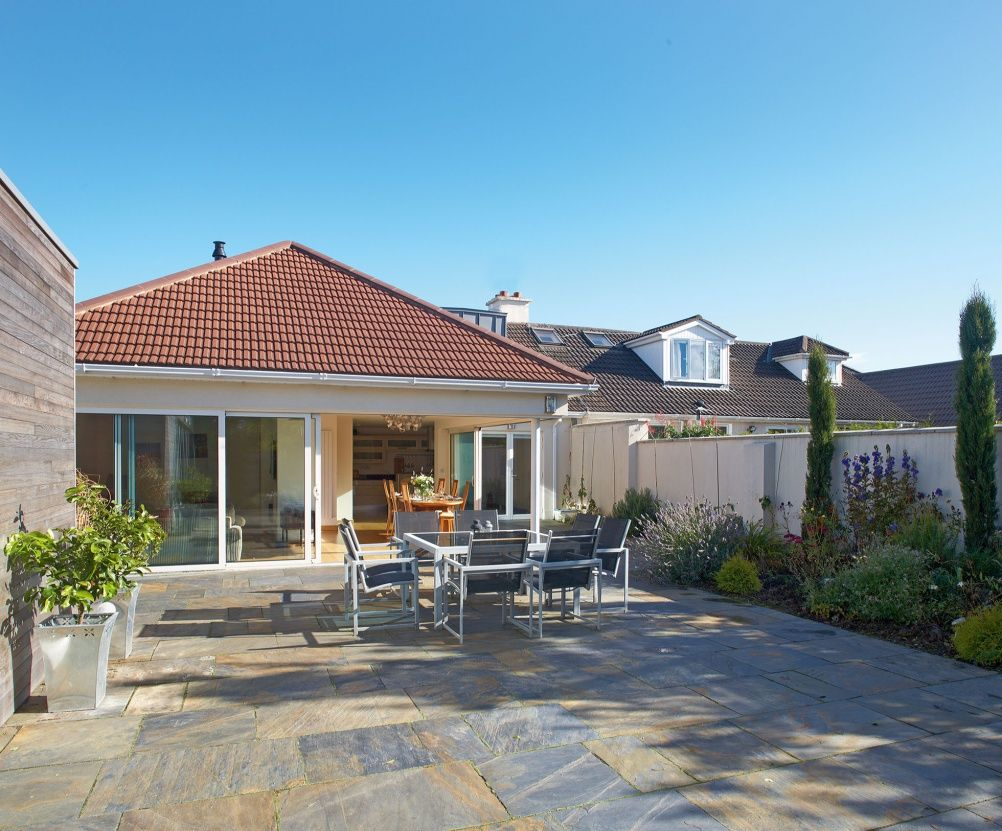 Redesigning a 1950s bungalow rear extension bungalow - Bungalow extension designs ...