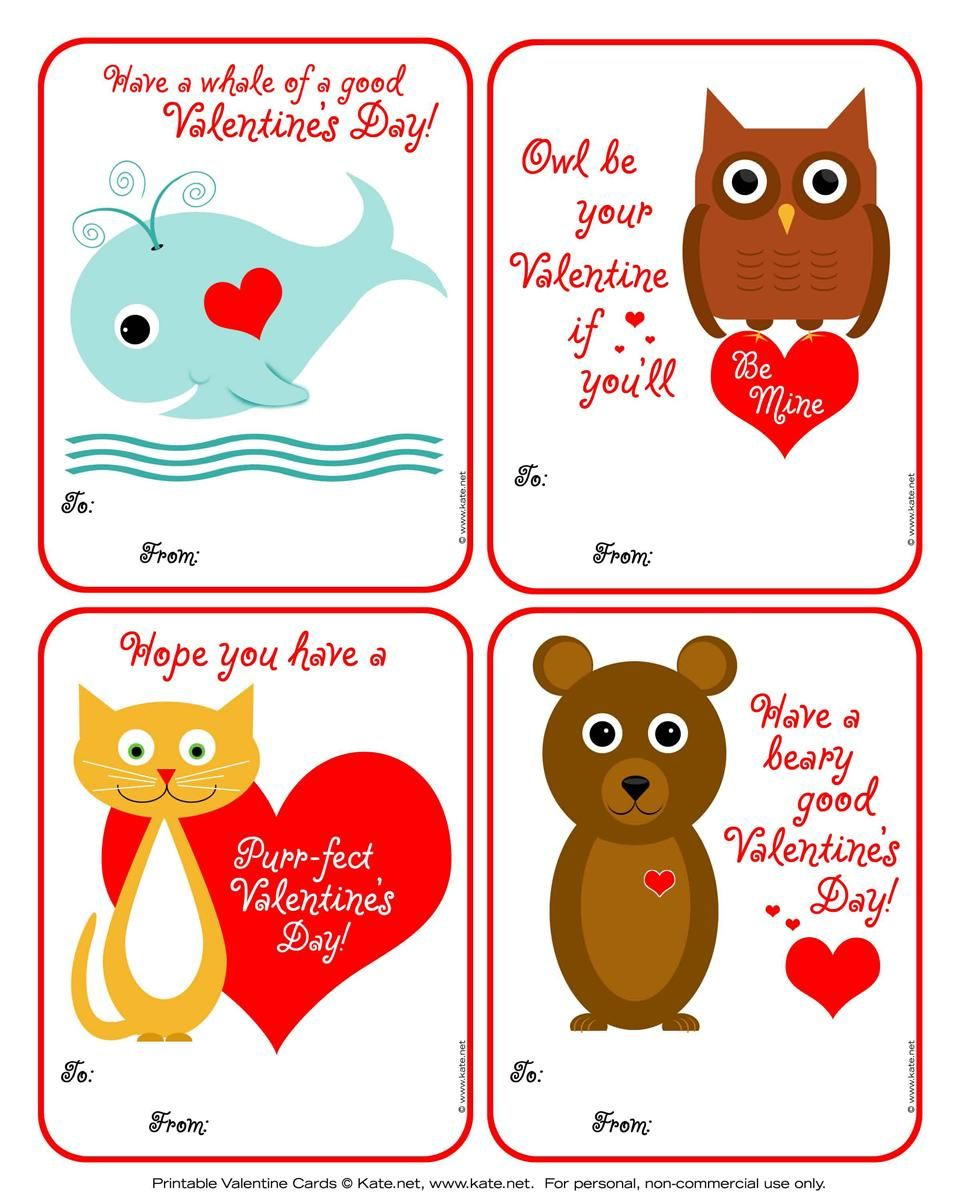 valentines card templates  valentinesdaycard 5  Projects to