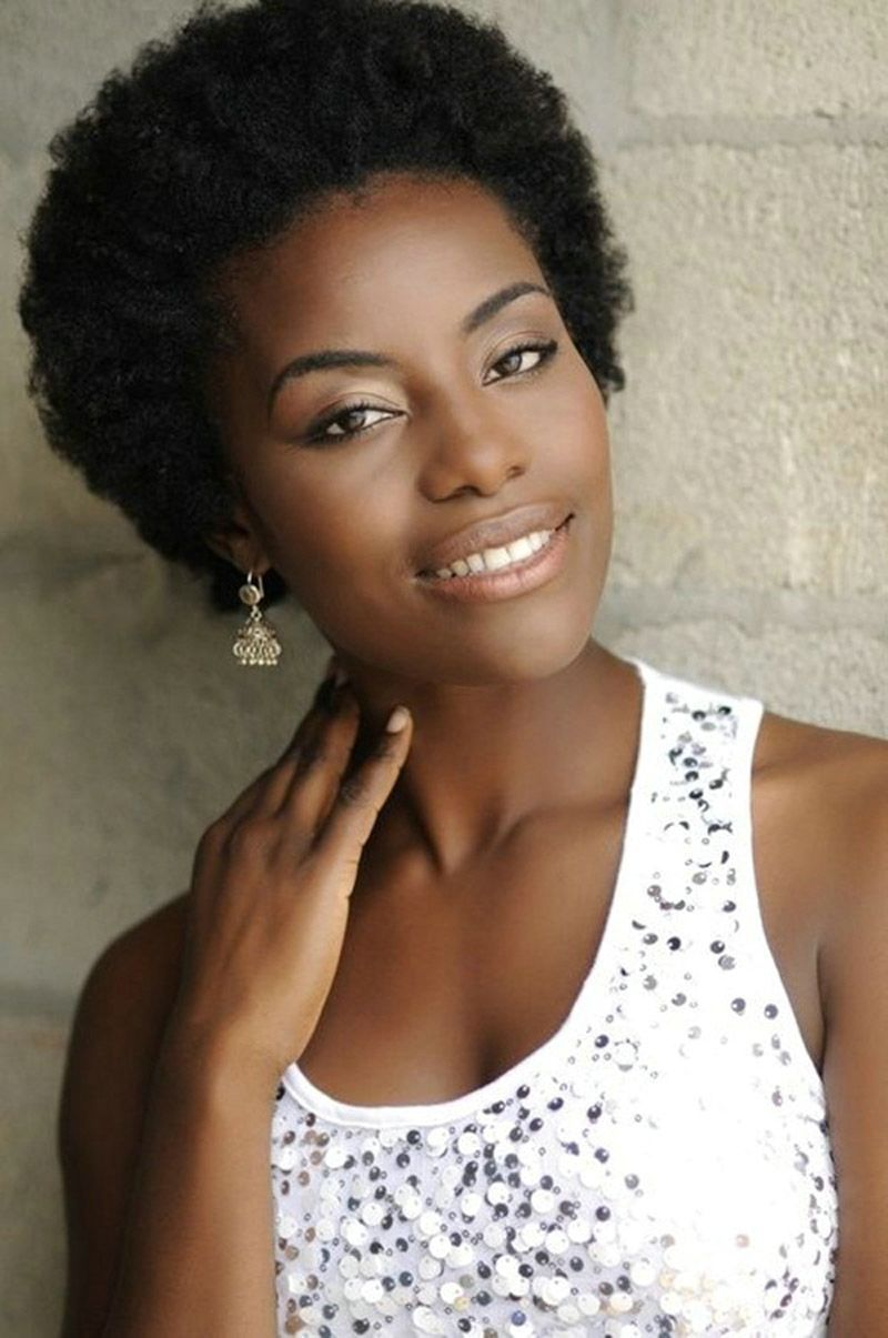 Lovely Tapered Twa Short Afro Hairstyles