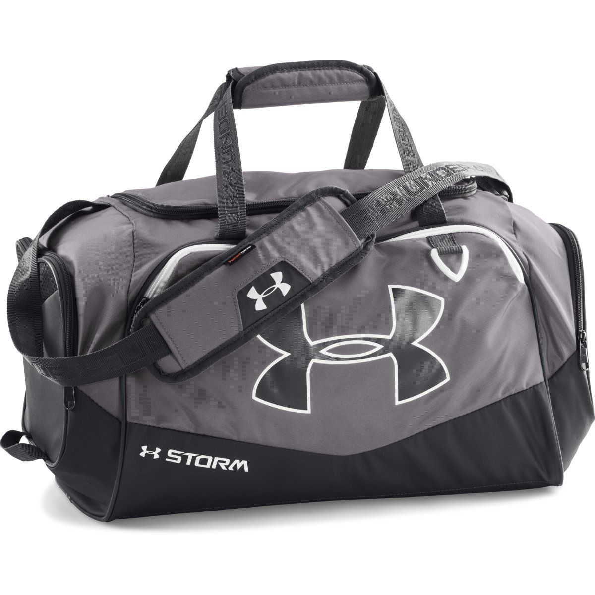 Under Armour Graphite Black UA Undeniable Small Duffel   Products ... 0b0fbab50e