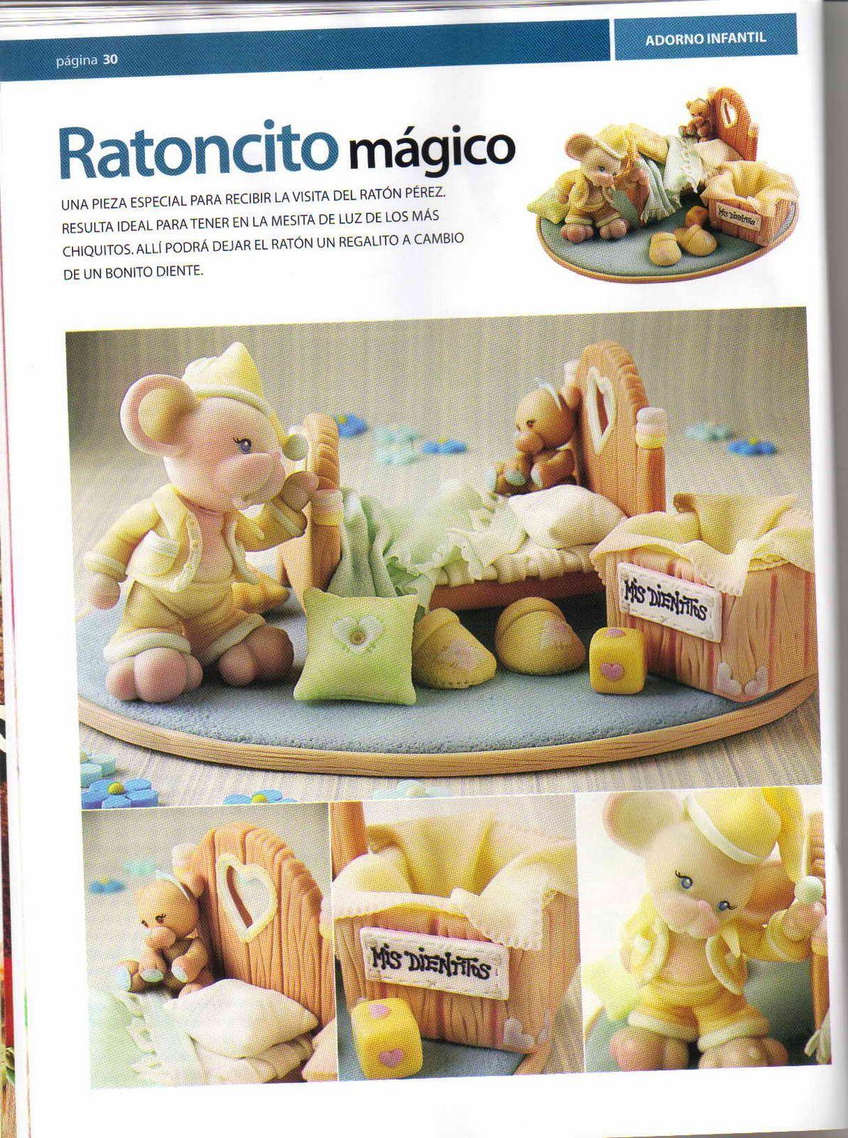 Raton perez | Leticia | Pinterest