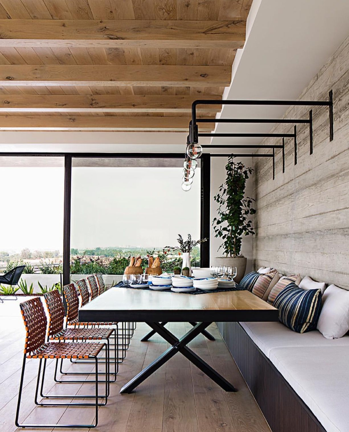 Kitchen Dining Tables Cheap Cabinets For Pin By Carlybarba On Lighting In 2019 Room Rooms Banquette Side Outdoor