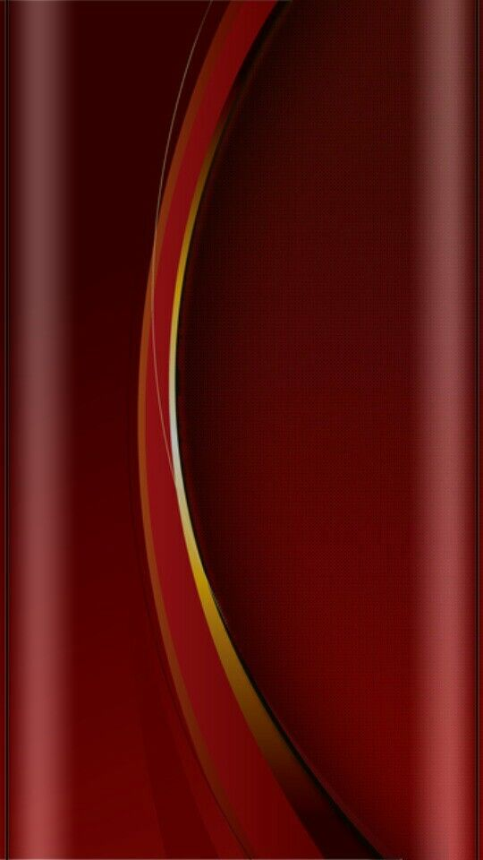 Deep Red Gold Trim Wallpaper Backgrounds Phone Wallpapers Gold