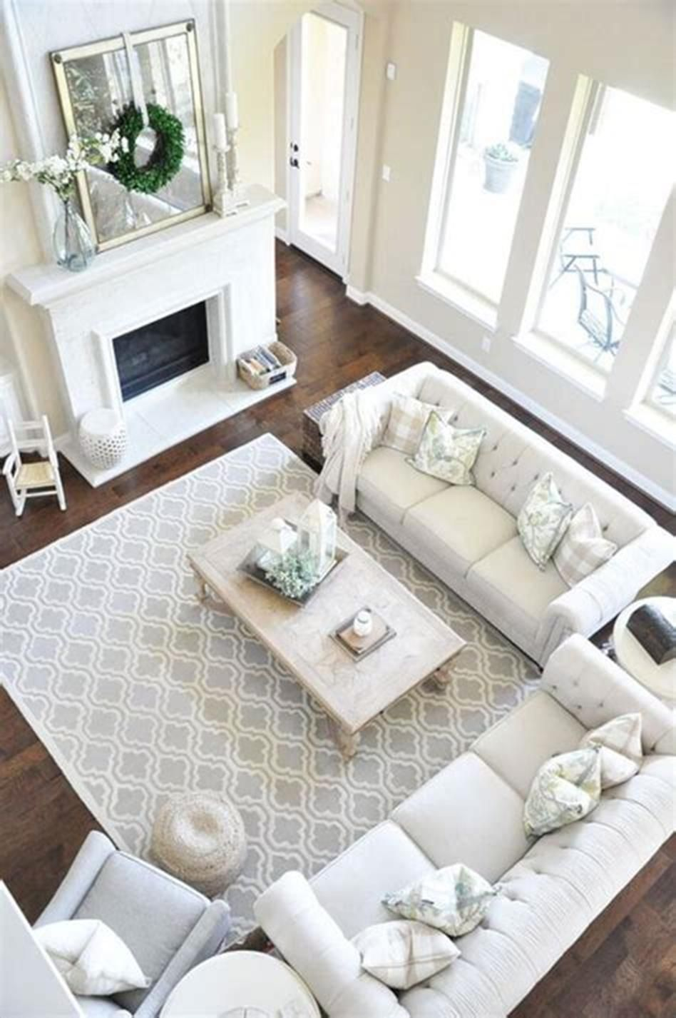 45 Simple Living Room Decorating Ideas On A Budget 2019 Simple