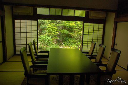 Kyoto - Zen interior Gardens, Beautiful and Villas