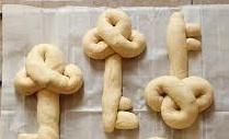 Receita de pão: As chaves de São Pedro!