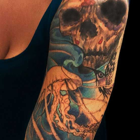 Pin On Full Tattoo