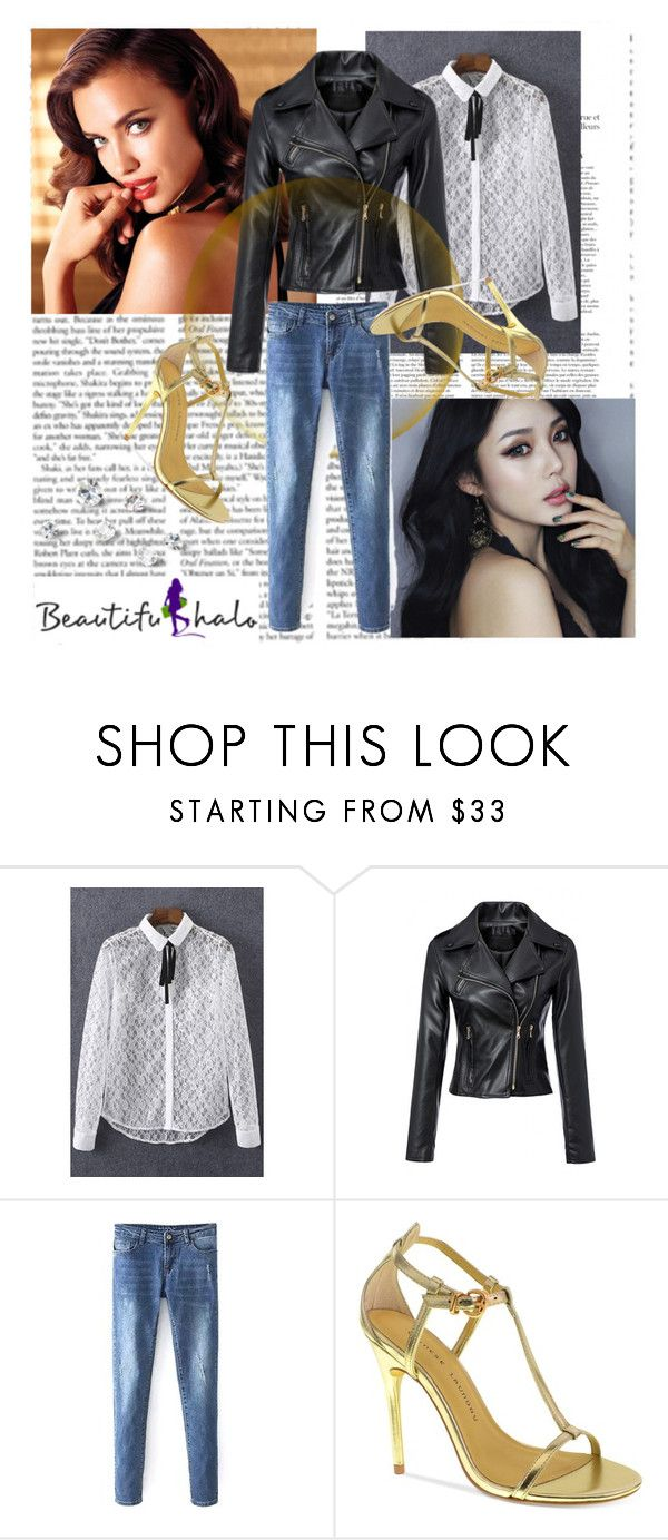 """""""Beautifulhalo"""" by merima-gutic ❤ liked on Polyvore featuring Avon, Anja, Chinese Laundry, women's clothing, women's fashion, women, female, woman, misses and juniors"""