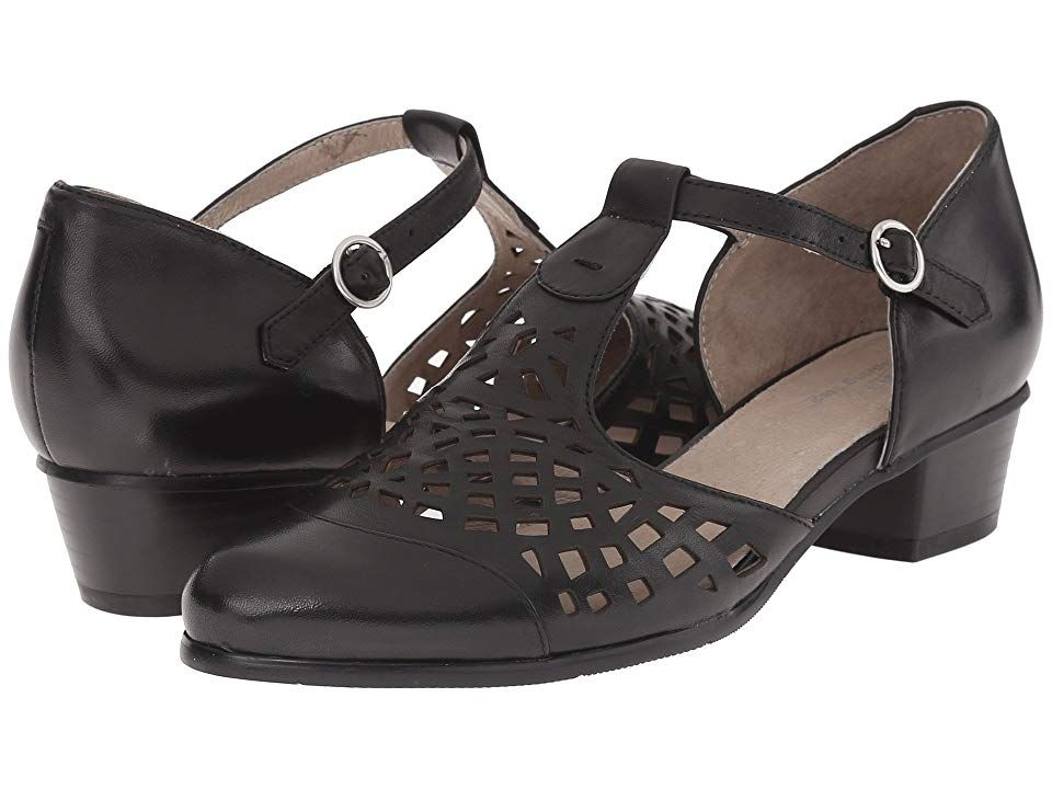 Spring Step Maiche Women's Shoes Black