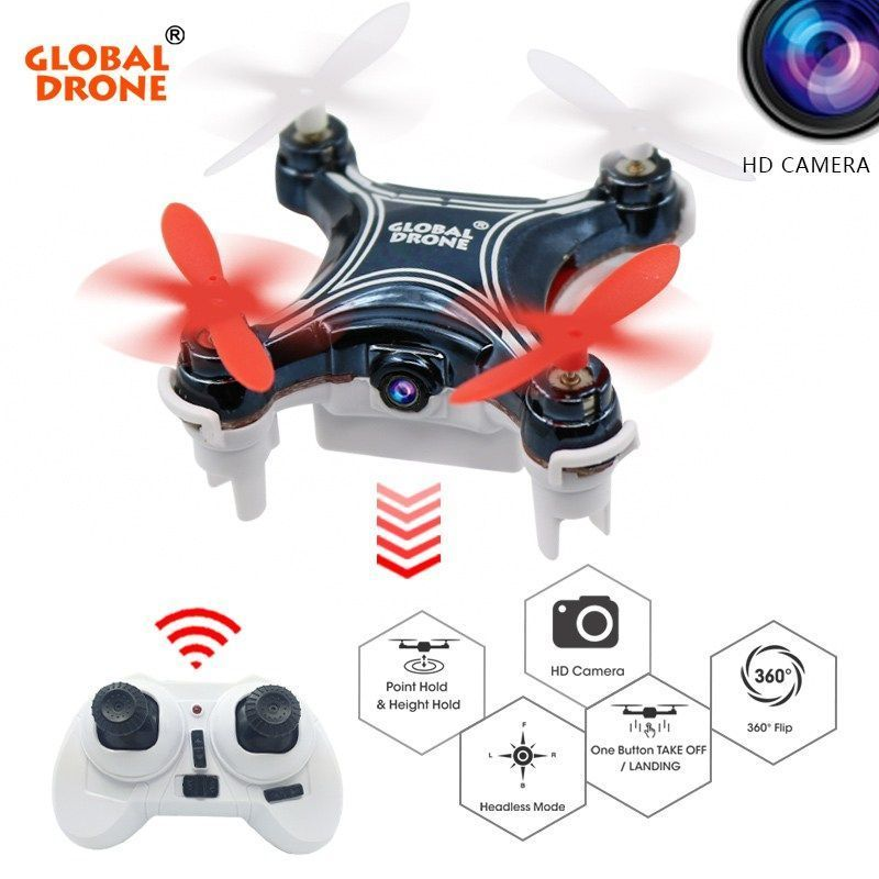 More Info Price US 3299 Global Drone GW009C 1 Mini With Camera RC Helicopter