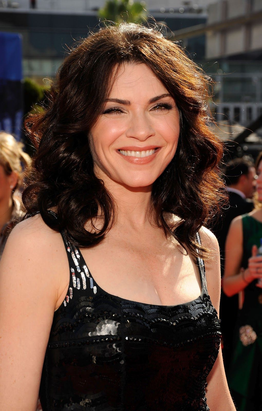 julianna margulies plays alicia florrick in the good wife tv show