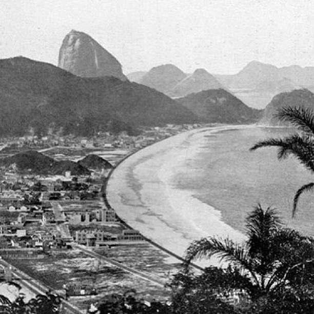 Copacabana nos anos 20! Copacabana in the 20s!