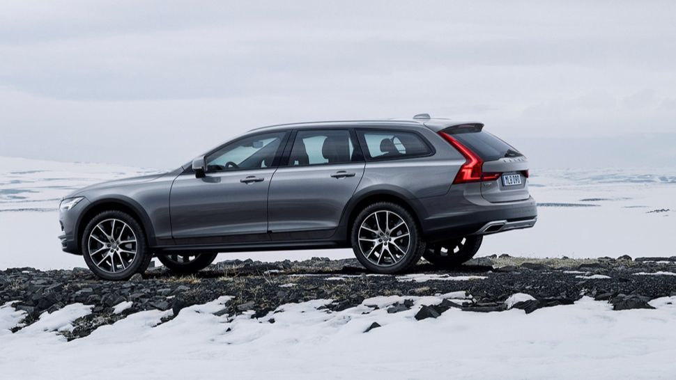 The 2018 Volvo V90 Cross Country Is The New Lifted Volvo Wagon Of Your Dreams Volvo Wagon Volvo Volvo Cars