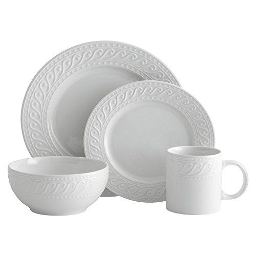 Pfaltzgraff Sylvia 32 Piece Dinnerware Set Service for 8 (Porcelain)  sc 1 st  Pinterest & Pfaltzgraff Sylvia 32-Piece Dinnerware Set Service for 8... http ...