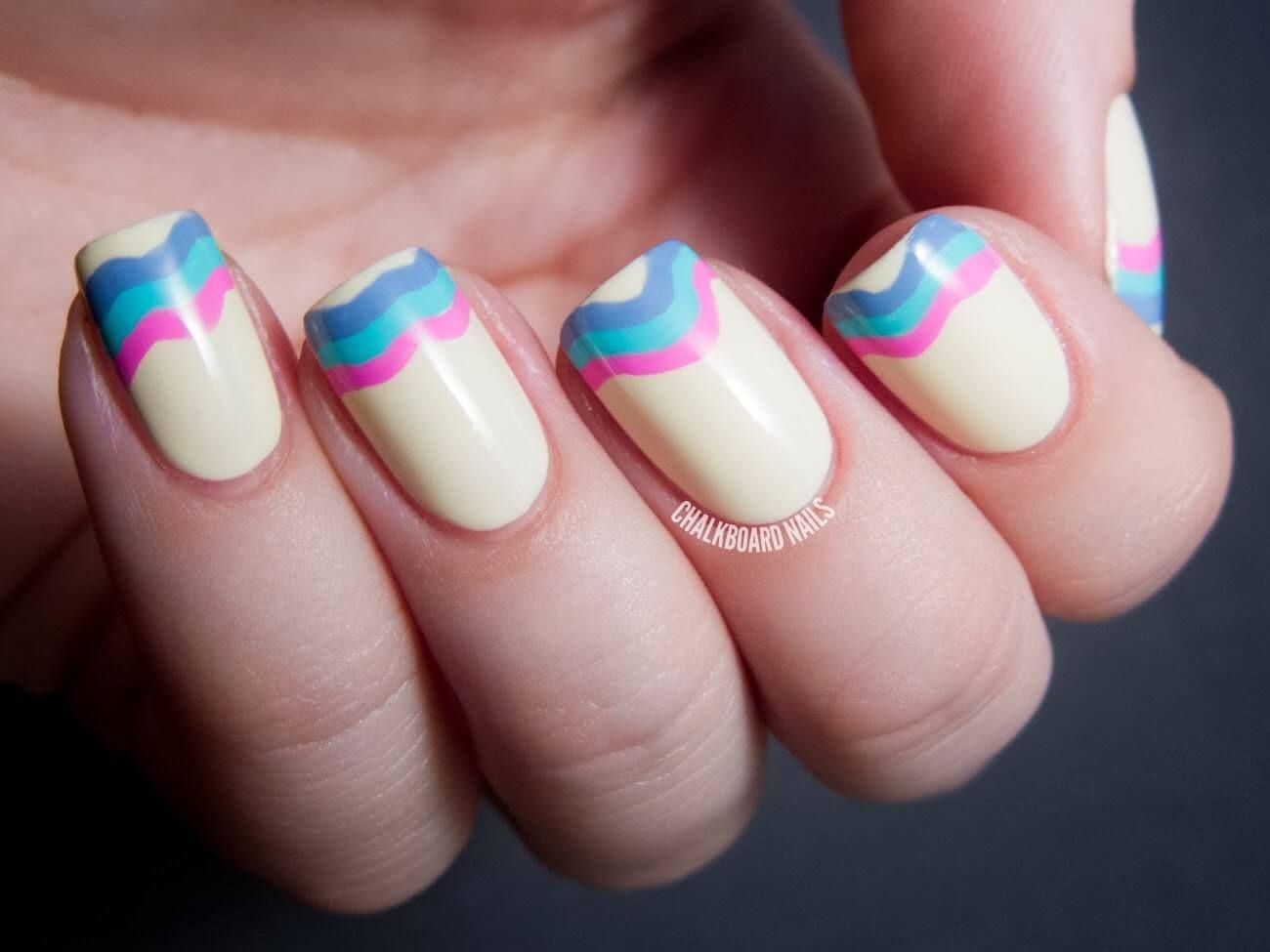 de uas francesas uas decoradas nail art with decoracion uas francesas uas francesas decoradas uas - Uas Francesas Decoradas