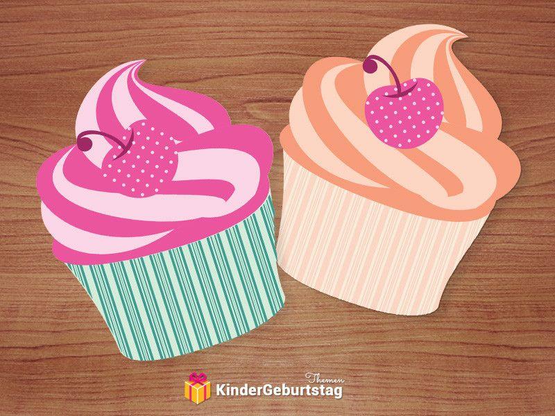 Cupcake Valentijn Kleurplaat Geburtstagskalender