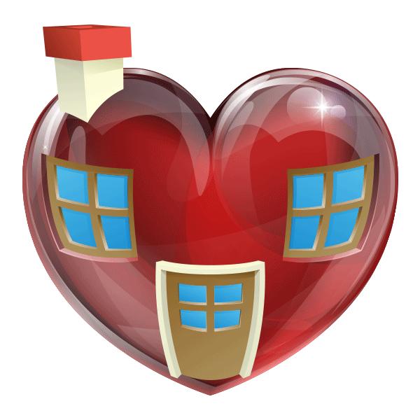 Heart Shaped Home Hearts Pinterest Heart Heart Shapes And