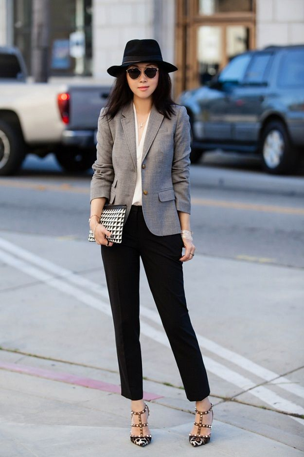 Style Guide: 3 Ways To Wear Cigarette Pants For Fall   Mel Boteri   Fit Fab Fun Mom