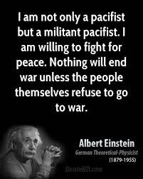pacifism quotes - Google Search