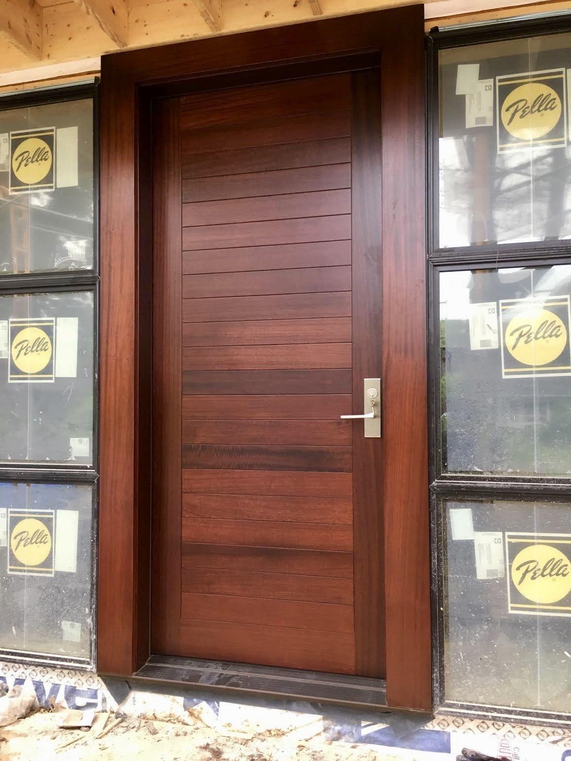 Amberwood Doors Inc: *NEW CONSTRUCTION* Features Stunning Contemporary