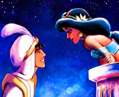 Aladdin Fan Art
