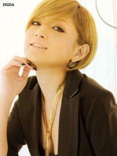Ayuショートボブ By かな Crooz Blog 浜崎あゆみ 髪型画像 女性