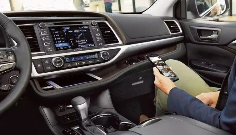 2020 Toyota Highlander Interior Latest Information About Toyota Cars Release Date Redesign And Rumors Ou Toyota Highlander Toyota Highlander Interior Toyota