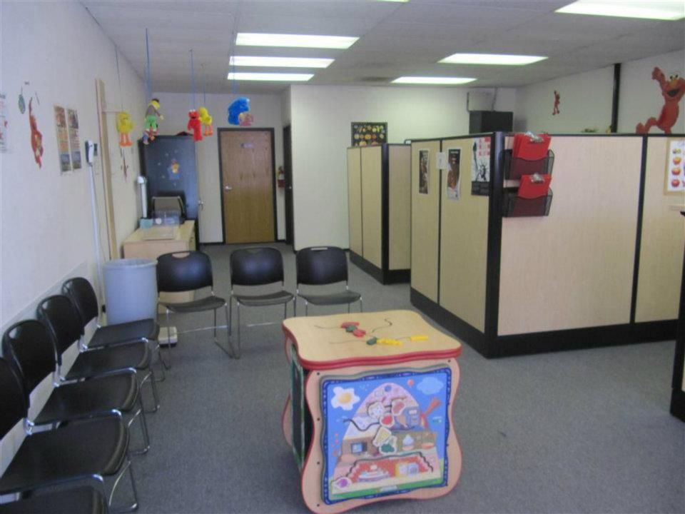 Waiting Room View Of The Spring Valley Wic Office For San Diego