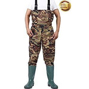NEW SIZE 8//10 REDINGTON CROSSWATER YOUTH STOCKINGFOOT FLY FISHING CHEST WADERS