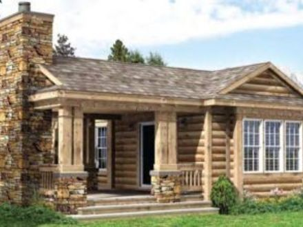 Cabin Plans Small With Loft Designs Free Building Diy