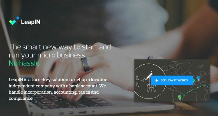 online business bank account europe