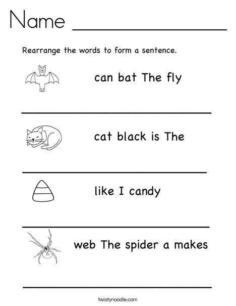 copy of 1 g simple compound sentences lessons tes teach handwriting simple sentences. Black Bedroom Furniture Sets. Home Design Ideas