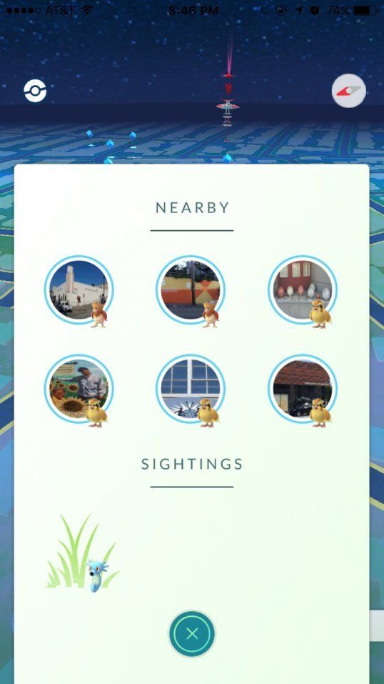 The creators of Pokémon Go are testing a big, awesome, new way to find nearby…