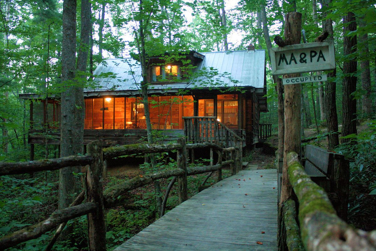 mountain friendly smoky river rentals lodging by cabins carolina pet north cherokee the rental cabin