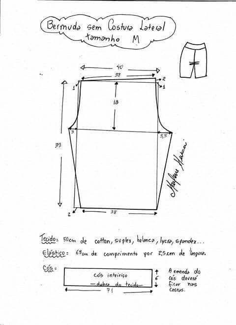 Pin de Brigitte Barguil en Shorts y pantalonetas | Pinterest ...