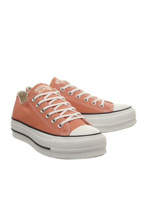 d3526feb7d86 Converse All Star Low Platform Trainers by Office in 2019 | Products ...